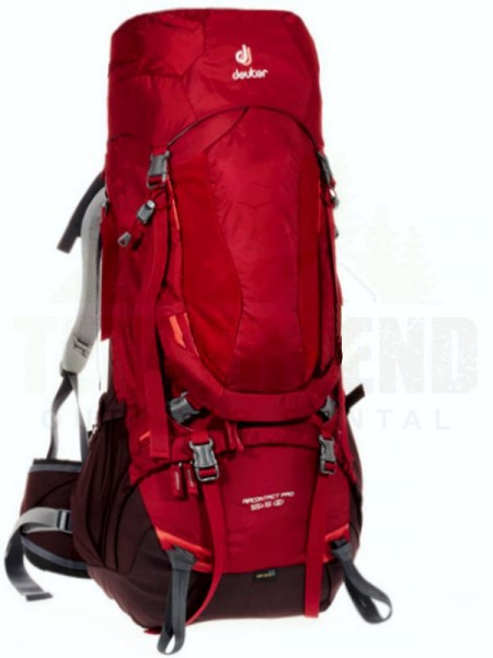 sleek reputable site how to buy Deuter Aircontact PRO 55+15 SL